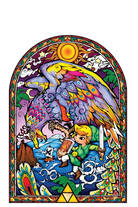 Decoration Zelda